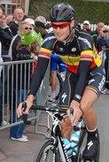 Photo De Tom Boonen , Champion De Belgique 2013 Format 15x20 - Cyclisme