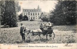 Grammont - Le Château D' Overboelaere ( Vue Du Jardin ) - Geraardsbergen