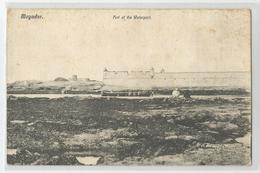 Maroc - Mogador Fort Of The Waterport Ed Haim A Elmaich Morocco 8472 - Autres