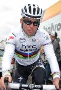 Photo De Mark Cavendish, Champion Du Monde Sur Route,  Format 15x20 - Cyclisme