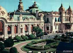 Monte Carlo. Le Casino - Monte-Carlo