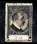 XP395 - FINLANDIA 1931 , N. 167 - Usati