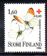 XP397 - FINLANDIA 1986 , N. 957 - Usati