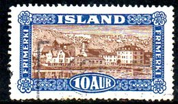 XP403 - ISLANDA 1925 , Il N. 116  Usato - Usati