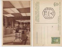 SECTOR DESTINADO A LAS MAQUINAS FRANQUEADORAS  JUSTICIALISMO      PERONISMO TARJETA POSTAL OHL - Postal Stationery