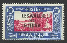 Wallis And Futuna, 60 C. 1940, Sc # 59, MNH - Nuovi