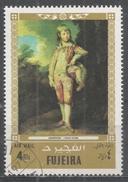 Fujeira. #T (U) Painting, L'Enfant En Rose By Gainsborough * - Fujeira