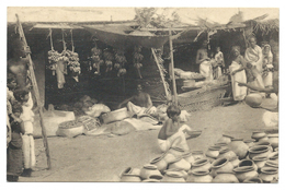 +++ CPA - Asie - Sri Lanka - CEYLON - CEYLAN - Mission Des Oblats De Marie Immaculée - Marché De COLOMBO - Nels   // - Sri Lanka (Ceylon)
