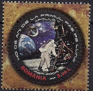 2009 Rumänien  Mi. 6365 **MNH 40. Jahrestag Der Ersten Bemannten Mondlandung