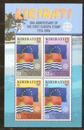 Kiribati 2006 Yvertn° Bloc 49 *** MNH  Cote 27 Euro 50 Ans Europa 50 Jaar - Kiribati (1979-...)