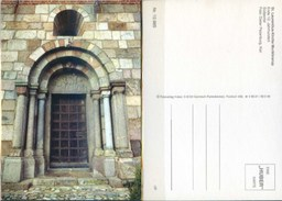 Ak Deutschland - Munkbrarup - St. Laurentius Kirche , Church , Eglise - Südportal - Kirchen U. Kathedralen