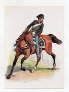 Italia - 1939 - Museo San Martino Della Battaglia - Reali Carabinieri A Cavallo - Non Viaggiata - (FDC2550) - Uniforms