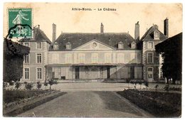 CPA 91 ( Essonne ) - ATHIS MONS - Le Chateau - Athis Mons
