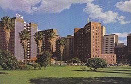 Bf - Cpsm RHODESIA - Nyasaland - Salisbury Park - Zimbabwe
