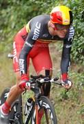 Photo De Philippe Gilbert Format 15x20 - Cyclisme
