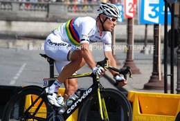 Photo De Thor Hushovd Format 15x20 - Cyclisme