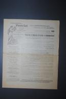 Rare Catalogue 1920 Etablissements Paris Art Editeur D'Art Plaquettes Et Médailles Officielles Et Commémoratives - Professionals / Firms