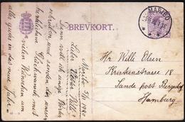 Denmark Maribo 1920 / Postal Stationery - Postal Stationery