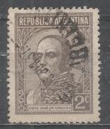 Argentina 1935, Scott #420 Gen. Justo Jose De Urquiza (U) - Argentine