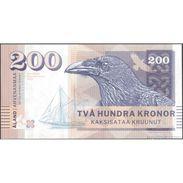 TWN - ÅLAND ISLANDS - 200 Kronor 2016 UNC - Private Issue, Specimen, Essay - FREE SHIPPING On Orders Over EUR 150,00 - Non Classificati