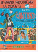 CANTANTI PANINI 1968 * Ristampa L'Unità 1995, Parte Prima - Muziek