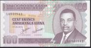 Burundi 100 Francs 2010 P44a UNC - Burundi