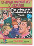 CANTANTI PANINI 1969 * Ristampa L'Unità 1995, Parte Prima - Muziek