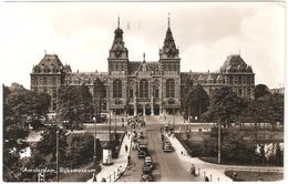 Amsterdam - Rijksmuseum - 1962 - Oldtimers - Amsterdam