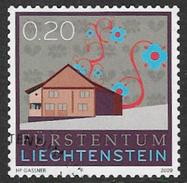 Liechtenstein 2009 Definitive 20r Good/fine Used [31/28229/ND]