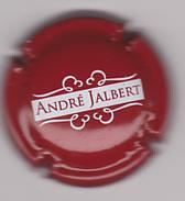 Capsule Cidre ( André JALBERT , Cidre De Normandie ) {S02-17} - Capsules & Plaques De Muselet