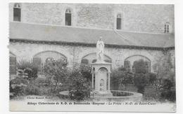 BONNECOMBE - ABBAYE CISTERCIENNE - LE PREAU - NOTRE DAME DU SACRE COEUR - CPA NON VOYAGEE - France