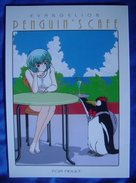Fan Manga / Fanbook :   Evangelion Penguin's Cafe - Books, Magazines, Comics