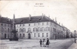 88 - Vosges -  SAINT DIE  - Place Stanislas - Saint Die