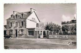 KERSAINT - 29 - HOTEL DES FAMILLES - CPSM - Kersaint-Plabennec