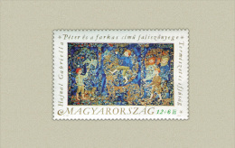 Hungary 1991. Carpets Stamp MNH (**) Michel: 4135 / 1.20 EUR - Ungebraucht