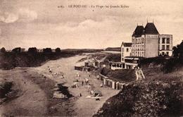 LE POULDU -29- LA PLAGE DES GRANDS SABLES - Le Pouldu