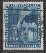 1937 Colonie Per L'infanzia  P.o. Valore Singolo  US - 1900-44 Vittorio Emanuele III