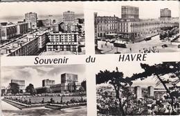 76-----LE HAVRE---multivues----voir 2 Scans - Le Havre