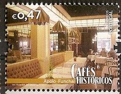 Portugal ** & Portuguese Historical Cafes, Apolo Funchal 2016 (7435) - Settore Alberghiero & Ristorazione