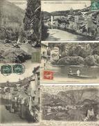 LOT DE 76 CARTES POSTALES ANCIENNES DE PONT EN ROYANS ET ENVIRONS (ISERE). - Pont-en-Royans