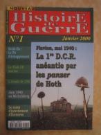 Histoire De Guerre  Lot Du N° 1  Au N° 19 + N° 35. - Magazines & Papers