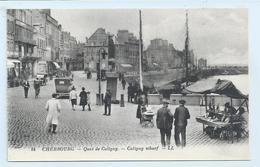 DC 261 - Cherbourg - Quai De Caligny. - LL 24 - Cherbourg