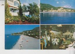 Cittadella Del Capo Cosenza Hotel Discoteca Marines Vedute Saluti No Vg - Cosenza
