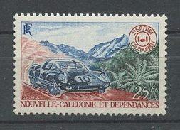 Nlle CALEDONIE 1968 N° 355 **  Neuf MNH Superbe Cote 11 € Safari Calédonien Sports Course Automobiles Cars - Nouvelle-Calédonie