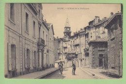 DIGNE : L'Hôtel De La Préfecture. 2  Scans. Edition Vial - Digne