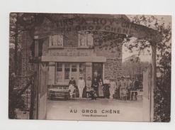 Yerres. Villecresnes. Au Gros Chene. Vins-Restaurant. A.Roy. Photo:Cuvillier. - Yerres