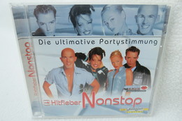 """CD """"Hitfieber Nonstop"""" Die Ultimative Partystimmung 1 - Hit-Compilations"""