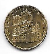 Monnaie Touristique Arthus Bertrand 2009 Notre Dame De Paris - Arthus Bertrand