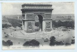 DC 150 - Paris (VIIIe) - L'Arc De Triomphe. - LL 704 - District 08