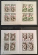 France, Collection Of 45 Booklets, Carnets, MNH, Face Value, Valeur Faciale 131,72 Euro, Offered At 35 % - France